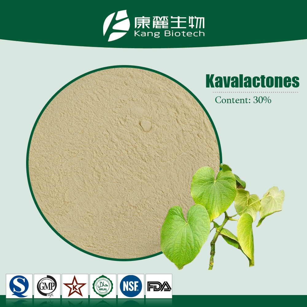 High purity kava instant powder