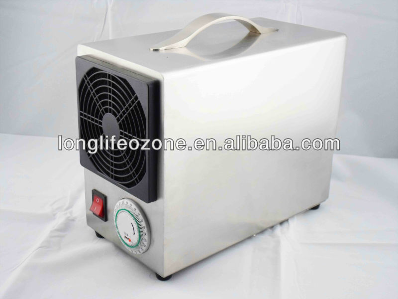 Portable 2500mg/Hour APB002 home air purifier /aqua <strong>ozone</strong> generator /<strong>ozone</strong> generator water treatment