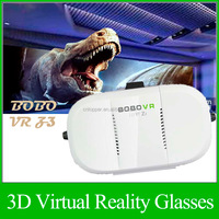 "Newest Xiaozhai BOBO VR BOX Z3 Google Cardboard Upgrade Version 3D Virtual Reality Glasses Oculus Rift DK2 For 3.5-5.5"" phone"