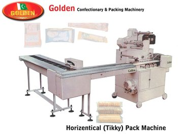 Horizentical Tikky Pack Machines