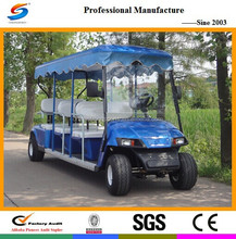EC009B 2014 best seller 6 seater golf cart and handicapped electric scooter