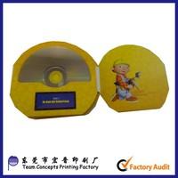 Tax Car Round Disc Holder