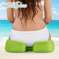 manope Wholesale Cheap Adult Office And Car Memory Foam Seat Chair Hip Cushion