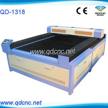 Laser cutter/Co2 laser machine cost price from China QD-1318/michael-kors handbags/CUSTOMERED MACHINE!!!