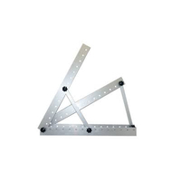 Triangle Tilt Mounting Components Solar Panel Stand