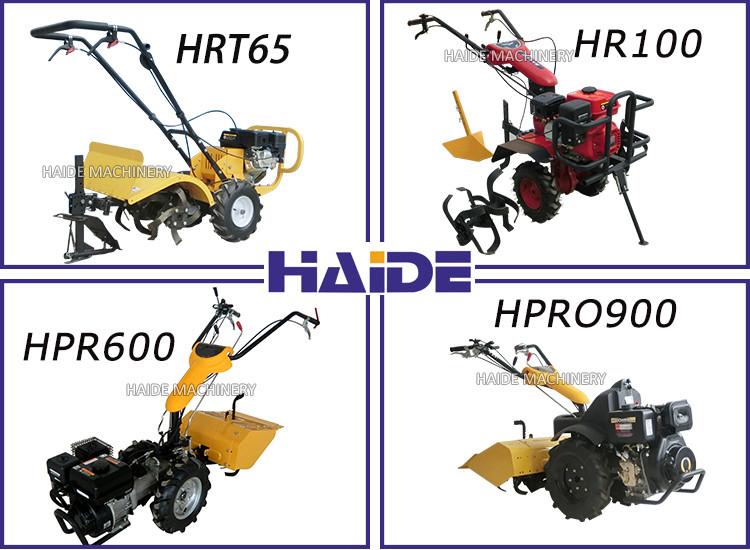 Multi-função rotativa e cultivador de jardim poder