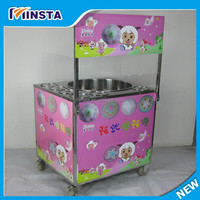 Electric Fancy Cotton Candy Machine|Automatic Marshmallow Maker|Candy Floss Making Machine