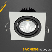 Pop in Europe RoHS CE Approved IP20 Round LED Showroom Ceiling Light