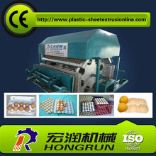 Waste paper egg tray pulp molding machine 2000pcs/h
