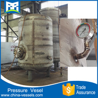 ASME approved fermentation reaction high pressure vessel