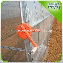 Hot selling plastic greenhouse film roll up made in China