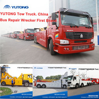 China Hot Sale 25 Ton Recovery Truck Vehicle