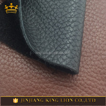 Finished Grain Cow Skin Leather Material for shoes