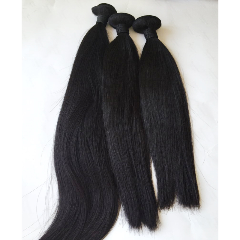Thick Ends !2016 New Arrival Top Quality Factory Price 16 18 20 Inch Brazilian Hair <strong>Human</strong> Straight