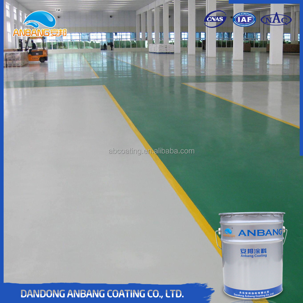 Anticorrosion two-component fast drying epoxy acrylic polyurethane mixer paint