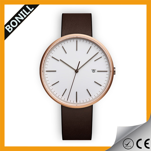 Minimalist OEM Bulk Custom Low Price Gift Casual Men Watch
