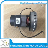 AC DC bypass Wet and dry vacuum cleaner motor and mini vacuum motor