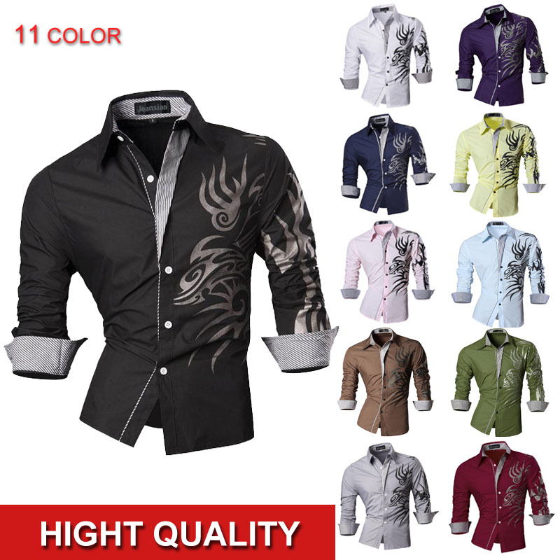 MOON BUNNY Best Quality Brand New Arrival Solid Stripe Mens Luury Formal Business Comfortable Trendy Dress Shirt 11 Colors 5 Siz