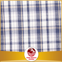 Alibaba china supplier yarn dyed shirting fabric,fashion fabric material for t-shirt