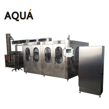 2018 new fulll automatic PET bottle distilled water machine price / mineral water production line