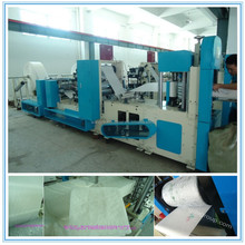 Easy Operation folding packing embossed printing napkin paper machine