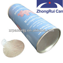 Custom airtight jar food packaging container for biscuits