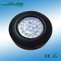 high lumens 3014 smd led cabinet light dimmable kitchen puck cabinet light