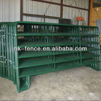 1800mm high gates and panels heavy duty cattle yard USA standard round feet