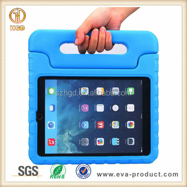 Durable eva foam protective tablet case for ipad air 2