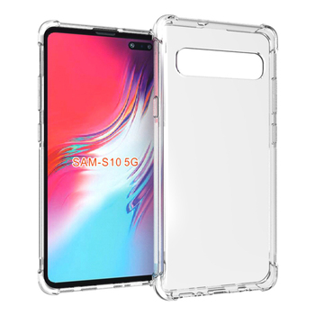 Full protection shockproof tpu case for Samsung Galaxy S10 5G soft back cover