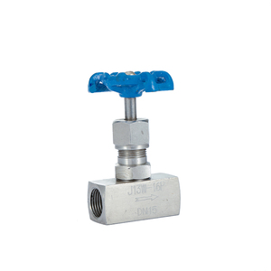 "Stainless steel needle valve 1/2""NPT 10000psi air Stainless Steel Needle Valve"