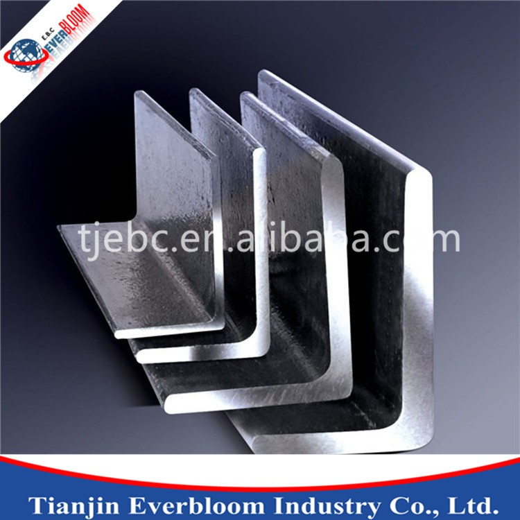 Cold Rolled,Steel Angle Bar, Made of Carbon, with 2.0 to 12mm Wall Thicknesses