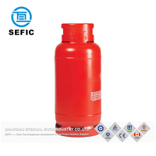 Empty Portable 15kg Refillable Low Pressure LPG Gas Cylinder Bottle for BBQ