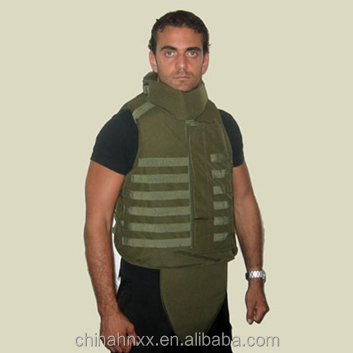 Chinese factory Middle East Military ceramic plates Body Armor bulletproof vest