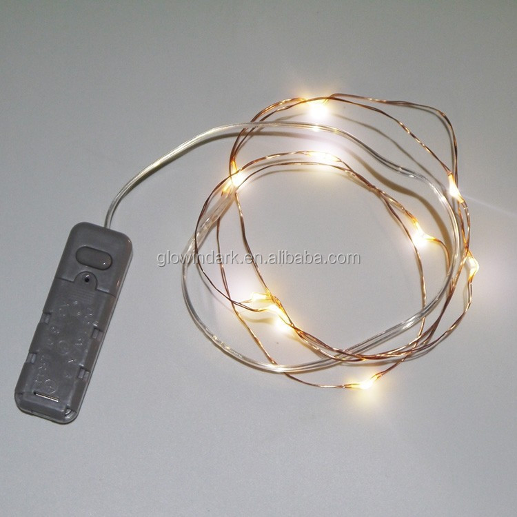 2017 direct manufacture of Easter copper wire string lights,led mini strip lights, battery operated twinkle copper wire light