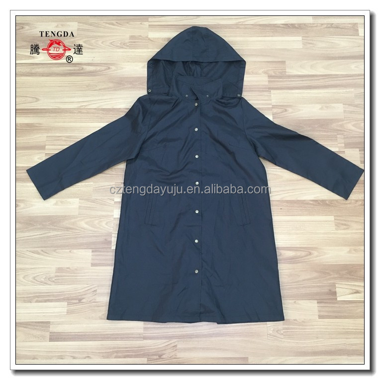 wholesale leisure fashion rainwear