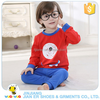 Custom latest design cotton clothing and pant bodysuit for children kids