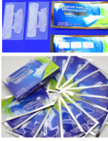 3D whitestrips crest teeth whitening strips , dental white strips with lowe pric