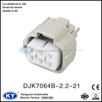 6 way male&female plastic waterproof Toyota connector