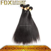 In large stock websites Peruvian human type hair extensions silky straight hot selling in shipping