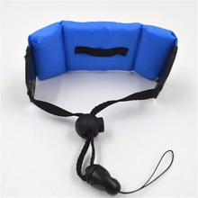 Waterproof Diving Floating Foam Wrist Armband Strap for Gopro Hero 2 3+ 4 for Sj4000 SJ5000 for Canon Nikon DSLR Cameras