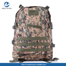 Manufacturer wholesale outdoor sports camouflage backpack military fans climbing hiking bag tactical backpack