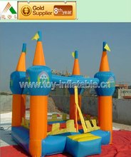 Commercial happy hop inflatable bouncy castle