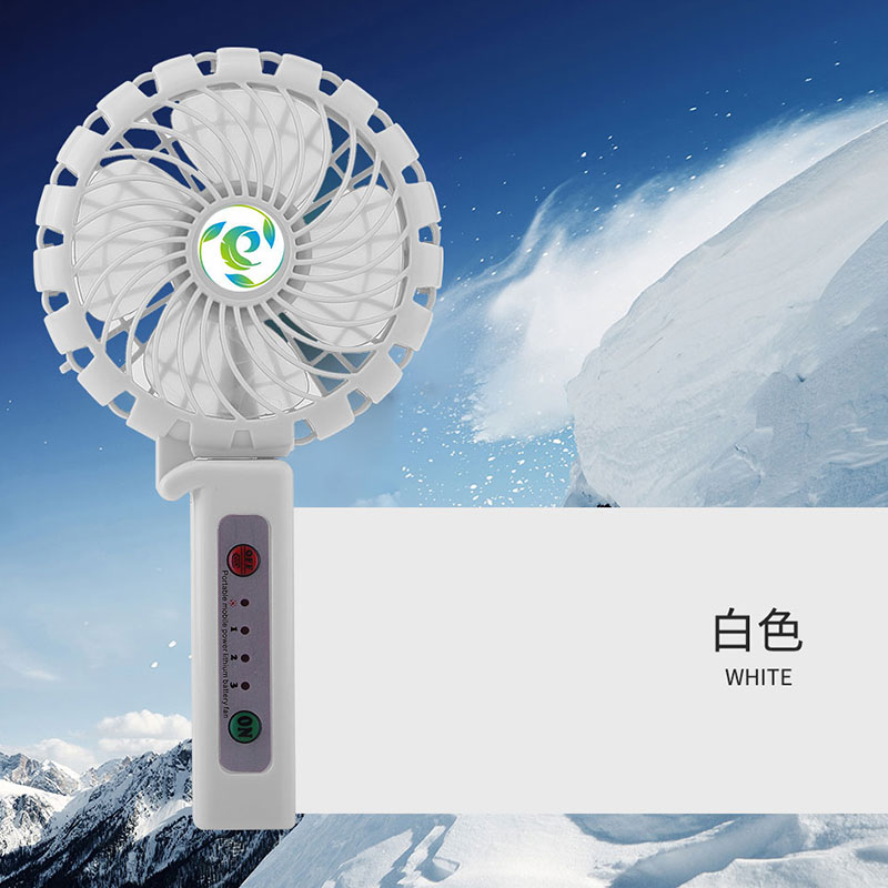 2018 hot sell mini heater portable usb heater fan Strong Wind Desk Table USB Electric portable cool sumer mini handheld fan