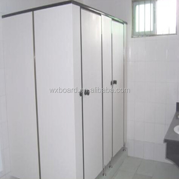 PVCceluka foam board for washroom PVC board partition wall for toilet