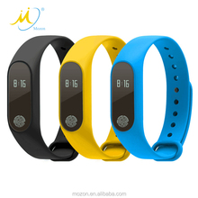 IP67 Waterproof Heart Rate Monitor Fitness Tracker Bluetooth Band M2 Smart Bracelet