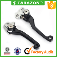 TARAZON brand CNC motorcycle clutch brake lever for honda