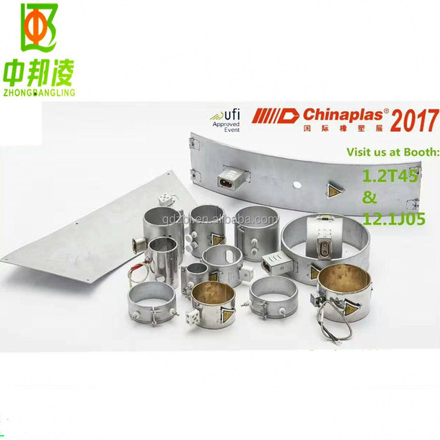 Mica heater ring heater band For Extruder Machinery