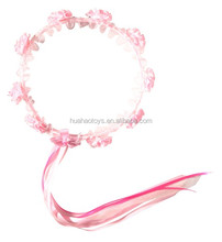 Cheapest Spring Feeling Pink Flower Garland For Beauty Wholesale