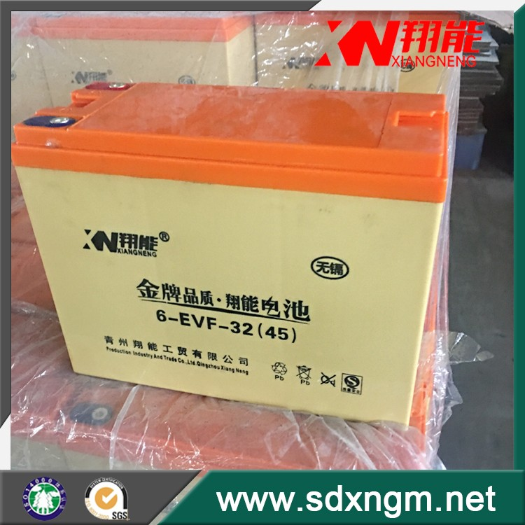 China wholesale motorcycle battery pack golf cart battery